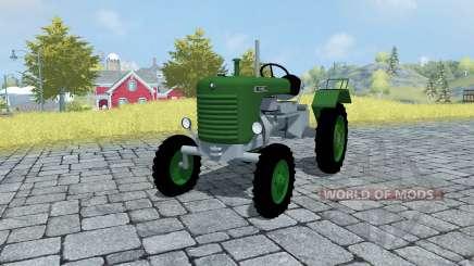 Steyr Typ 80 для Farming Simulator 2013