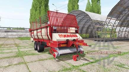 Krone Turbo 3500 v1.2 для Farming Simulator 2017