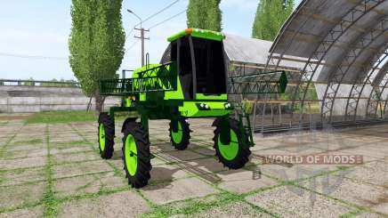 KF Akila 2500 для Farming Simulator 2017