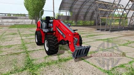 Weidemann 4270 CX 100 v0.1 для Farming Simulator 2017