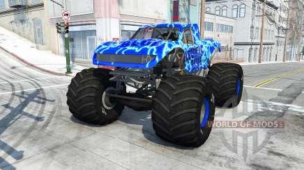 CRD Monster Truck v1.13 для BeamNG Drive