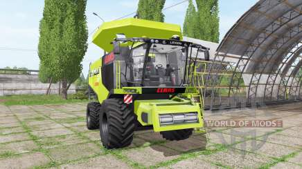 CLAAS Lexion 780 limited edition для Farming Simulator 2017
