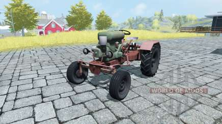 SAM S-18 для Farming Simulator 2013