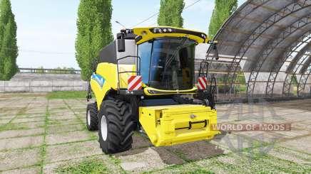 New Holland CR5.85 для Farming Simulator 2017