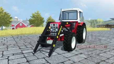 IHC 633 front loader для Farming Simulator 2013