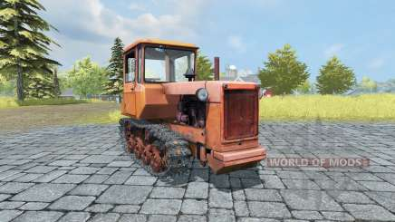 ДТ 75М v2.1 для Farming Simulator 2013