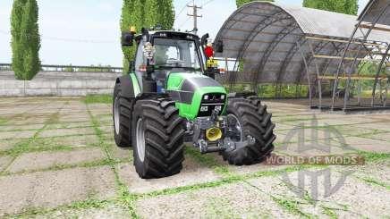 Deutz-Fahr Agrotron 620 TTV для Farming Simulator 2017