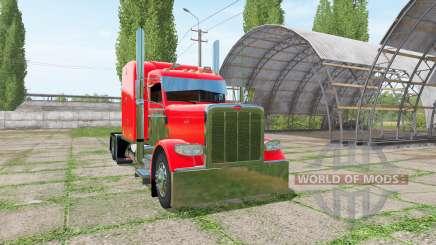 Peterbilt 389 для Farming Simulator 2017