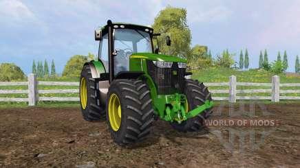John Deere 7310R для Farming Simulator 2015