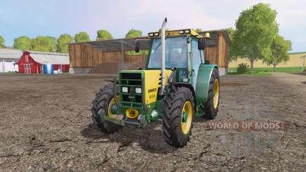 Buhrer 6135A front loader для Farming Simulator 2015