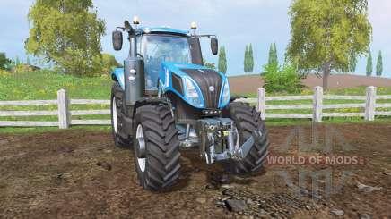 New Holland T8.275 для Farming Simulator 2015