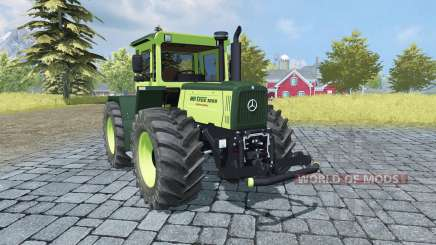 Mercedes-Benz Trac 1800 Intercooler v2.0 для Farming Simulator 2013