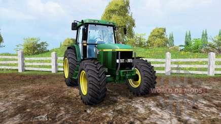John Deere 6810 front loader для Farming Simulator 2015