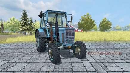 МТЗ 82 Беларус v2.0 для Farming Simulator 2013