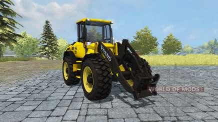 Volvo L50G v2.2 для Farming Simulator 2013