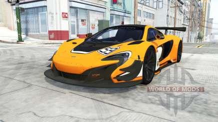 McLaren 650S GT3 2014 для BeamNG Drive