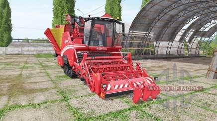 Grimme Maxtron 620 v1.1 для Farming Simulator 2017