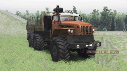 Урал 4320 Полярник для Spin Tires