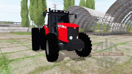 Massey Ferguson 7415 для Farming Simulator 2017