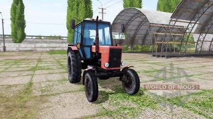 МТЗ 80.1 Беларус для Farming Simulator 2017
