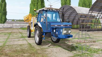 Ford 7810 sprayer v1.1 для Farming Simulator 2017