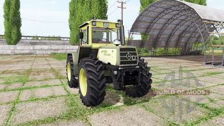 Mercedes-Benz Trac 1300 Turbo для Farming Simulator 2017
