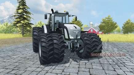Fendt 936 Vario v4.3 для Farming Simulator 2013