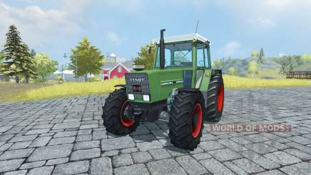 Fendt Farmer 306 LS Turbomatik v2.1 для Farming Simulator 2013