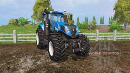 New Holland T8.435 для Farming Simulator 2015