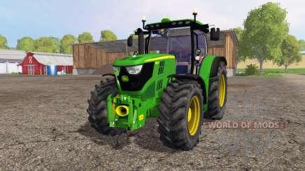 John Deere 6150R для Farming Simulator 2015