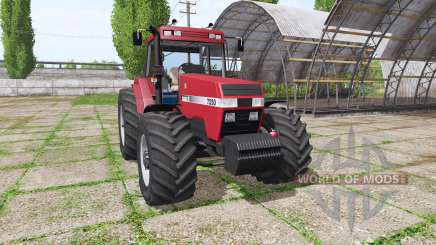 Case IH Magnum 7250 v1.2 для Farming Simulator 2017