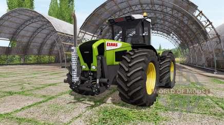 CLAAS Xerion 3300 Trac VC v1.1 для Farming Simulator 2017