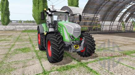 Fendt 933 Vario для Farming Simulator 2017