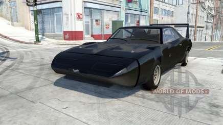 Dodge Charger Daytona v1.6 для BeamNG Drive