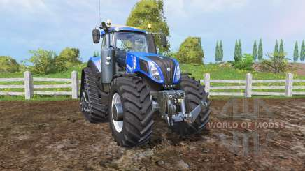 New Holland T8.435 evolution для Farming Simulator 2015