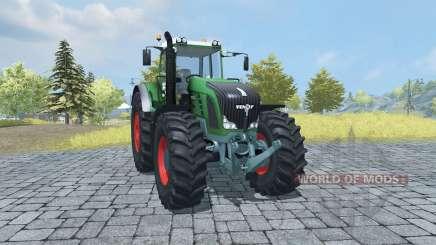 Fendt 936 Vario v5.6 для Farming Simulator 2013