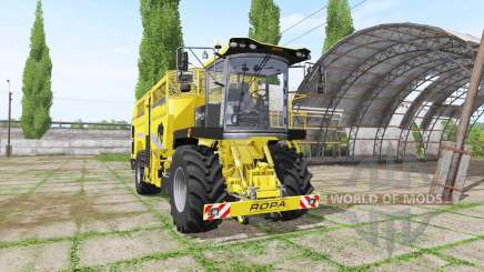 ROPA Panther 2 v1.0.0.3 для Farming Simulator 2017