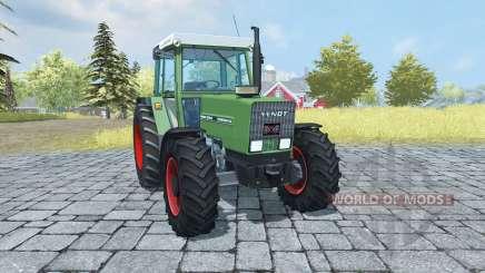 Fendt Farmer 306 LS Turbomatik для Farming Simulator 2013