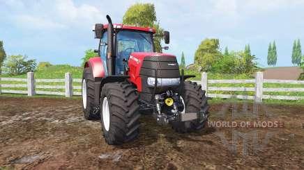 Case IH Puma 230 CVX front loader для Farming Simulator 2015