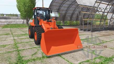Hitachi ZW150-6 для Farming Simulator 2017