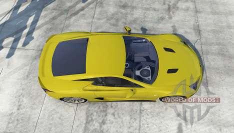 Lexus LFA для BeamNG Drive
