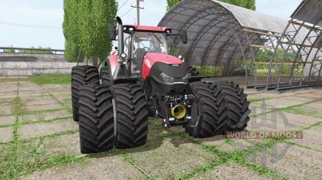 Case IH Optum 370 CVX power edition для Farming Simulator 2017
