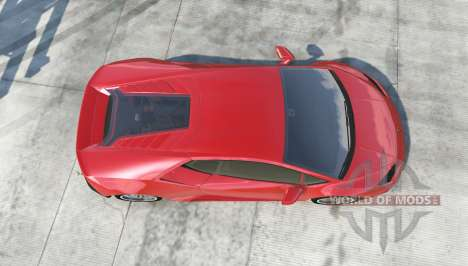 Lamborghini Huracan (LB724) для BeamNG Drive