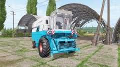 Fortschritt E 516 v1.1 для Farming Simulator 2017