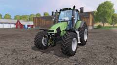Deutz-Fahr Agrotron 120 Mk3 front loader для Farming Simulator 2015