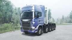 Scania R730 10x10