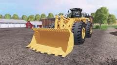 Caterpillar 994F v1.1 для Farming Simulator 2015