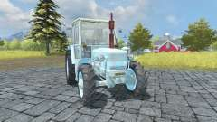 Zetor 6748 blue для Farming Simulator 2013
