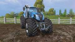 New Holland T8.320 evolution xtreme