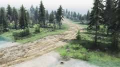 Logging для Spin Tires